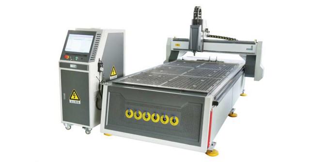 Jual acrylic letter cutting machine dengan ATC