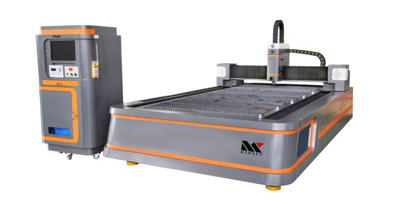 Jual murah Fiber Laser Cutting Machine MK3015A
